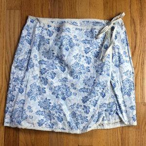 Dresses & Skirts - J. Crew wrap skirt